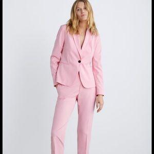 New with tags! Zara pink blazer
